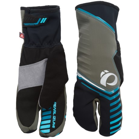 Pearl Izumi P.R.O. AmFIB® Lobster Gloves - Insulated (For Men and Women)