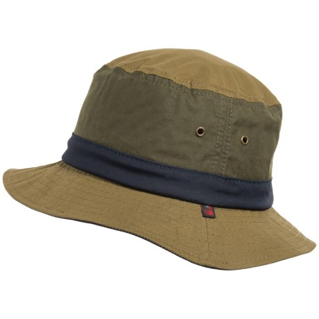 Woolrich Lightweight Waxed-Cotton Bucket Hat (For Men)