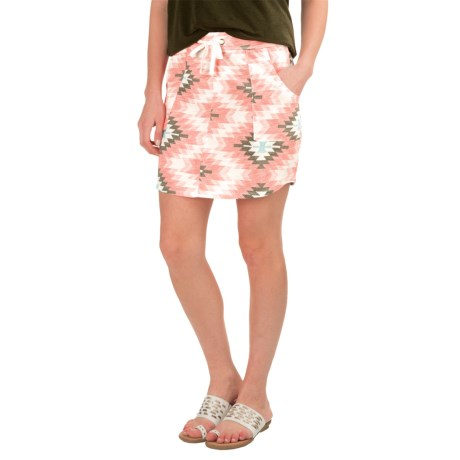 Carve Designs Newport Skirt - Organic Cotton (For Women)