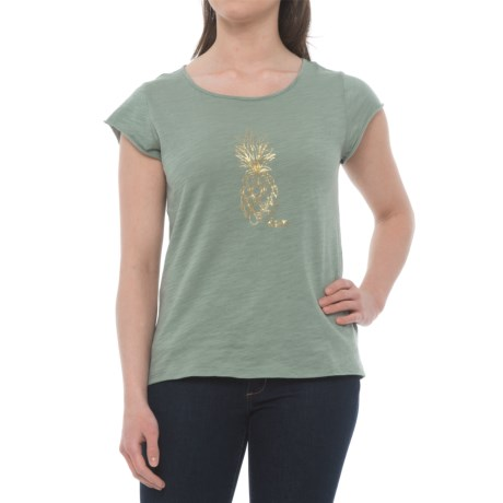 Carve Designs Anderson T-Shirt - Organic Cotton, Short Sleeve (For Women)