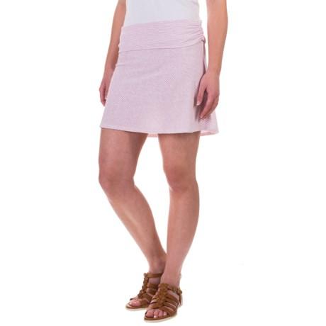 Carve Designs Bennet Flirt Skirt - Organic Cotton (For Women)