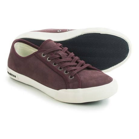 SeaVees 06/67 Monterey Sneakers - Suede (For Women)