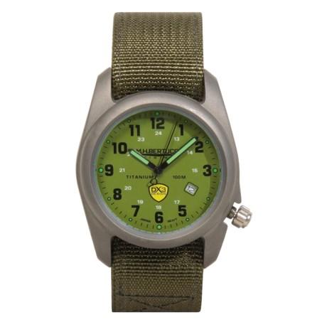 Bertucci A2-T Titanium Watch