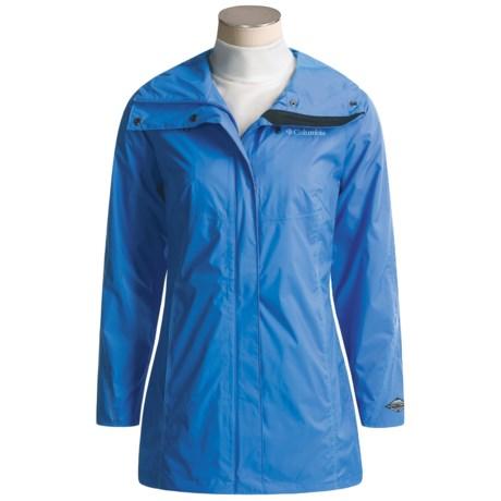 Columbia Sportswear Rambling Rhodie Rain Jacket - Waterproof (For Women)