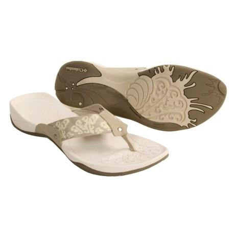 Columbia Sportswear Sun Angel Sandals - Flip-Flops (For Women)