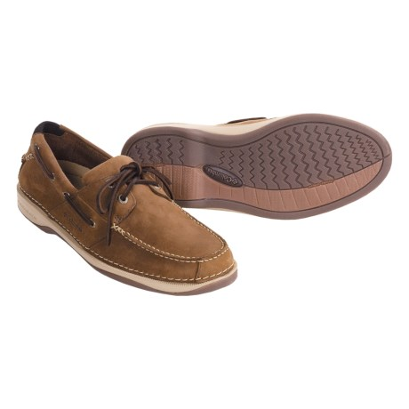 Columbia Sportswear Boat Tech Shoes - Leather (For Men)