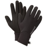 Marmot Connect Stretch Gloves - Touchscreen Compatible (For Women)