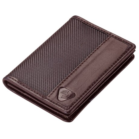 Lewis N Clark Ballistic RFID Card and ID Wallet
