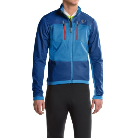 Pearl Izumi ELITE Escape Thermal Cycling Jacket - Soft Shell (For Men)
