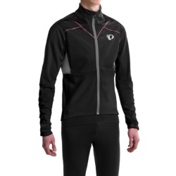 Pearl Izumi P.R.O. Pursuit Thermal Soft Shell Jacket - Fleece Lined (For Men)