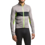Pearl Izumi ELITE Escape Thermal Cycling Jersey - Full Zip, Long Sleeve (For Men)