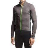 Pearl Izumi P.R.O Escape Thermal Cycling Jersey - Full Zip, Long Sleeve (For Men)