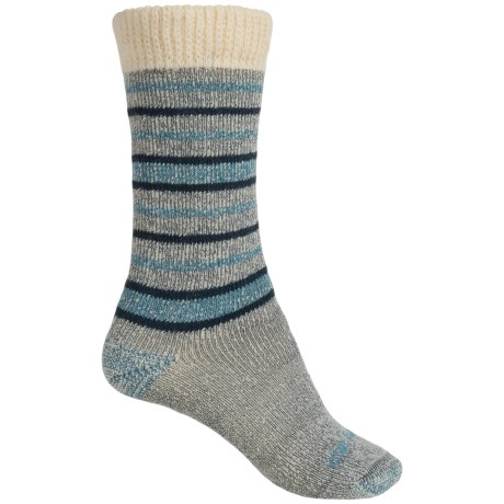 Carhartt Sweater Top Boot Socks - Crew (For Women)