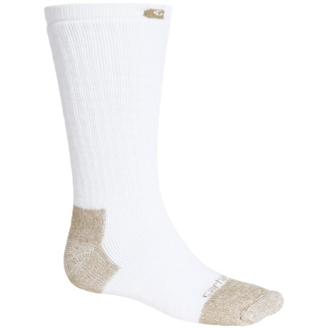 Carhartt Full Cushion Steel Toe Socks - Crew (For Men)