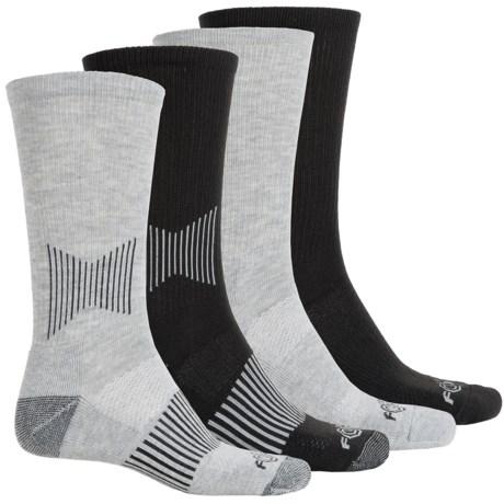 Carhartt Force® Midweight Socks - 4-Pack, Crew (For Men)