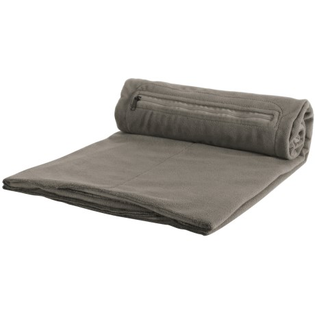 Eagle Creek Cat Nap Blanket - Fleece