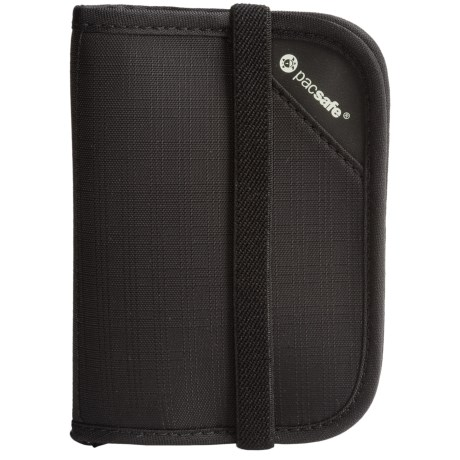 Pacsafe RFIDsafe V50 Anti-Theft Compact Wallet