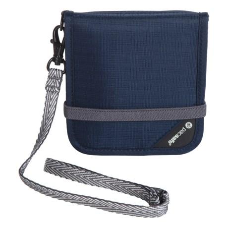 Pacsafe RFIDsafe V-100 Anti-Theft Bi-Fold Wallet