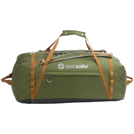 Pacsafe Duffelsafe AT100 Anti-Theft Adventure Duffel Bag