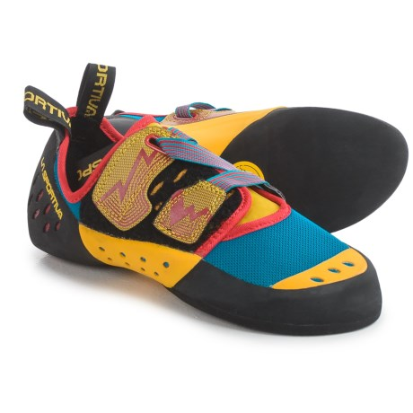 La Sportiva Oxygym Climbing Shoes (For Men)