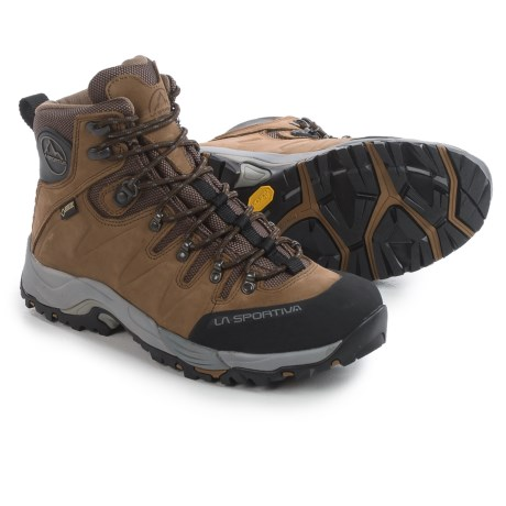 La Sportiva Thunder III Gore-Tex® Hiking Boots - Waterproof, Nubuck (For Men)