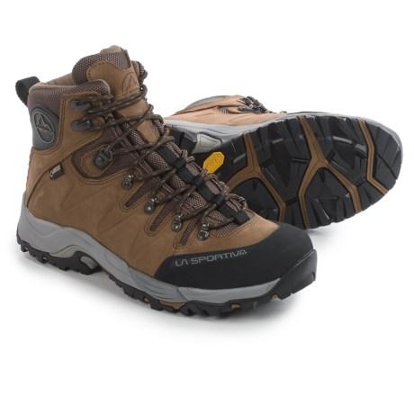 La Sportiva Thunder III Gore-Tex® Hiking Boots - Waterproof, Nubuck (For Men)