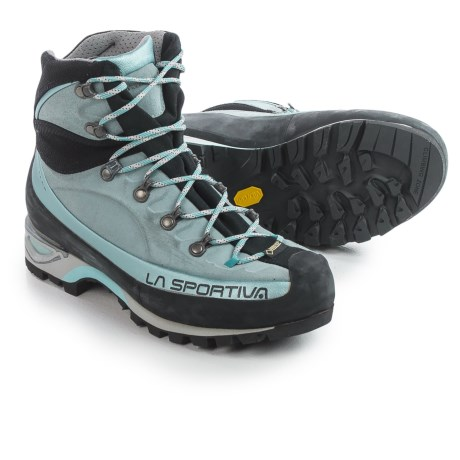 La Sportiva Made in Italy Gore-Tex® Trango Alp Evo Mountaineering Boots - Waterproof, Leather (For Women)