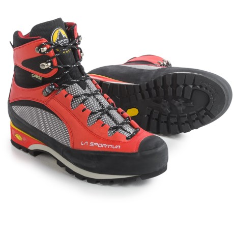 La Sportiva Gore-Tex® Trango S Evo Mountaineering Boots - Waterproof, Idro-Perwanger® Leather (For Men)