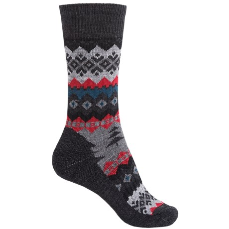 SmartWool Peppermint Delight Socks - Merino Wool, Crew (For Men and Women)