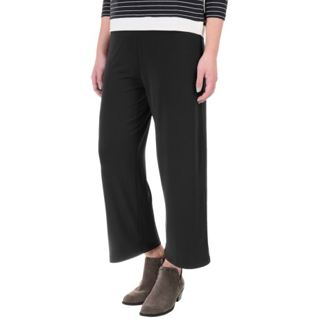 Specially made Stretch-Knit Capris (For Women)