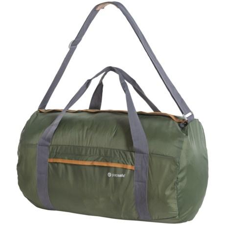 Pacsafe Pouchsafe PX40 Anti-Theft Packable Duffel Bag