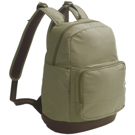"""Pacsafe Citysafe® LS300 Anti-Theft Backpack - Fits up to 11"""" Tablet in Rosemary - Closeouts"""