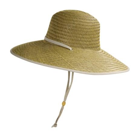 Columbia Sportswear LifeGuard Hat - Straw (For Men and Women)