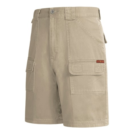 Moose Creek Cargo Shorts - Tracker Hiker  (For Men)