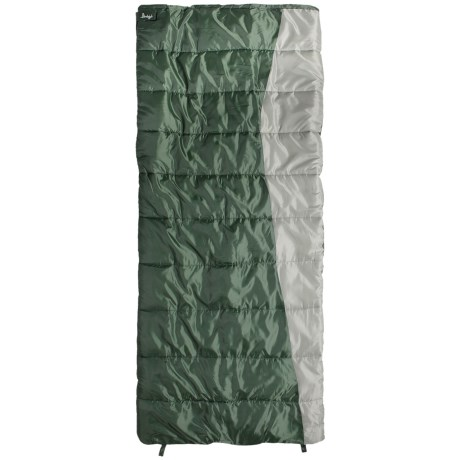Slumberjack 20°F Forest Sleeping Bag - Rectangular (For Women)