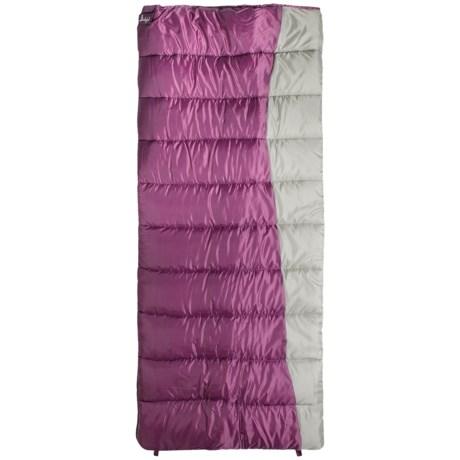Slumberjack 20°F Jenny Sleeping Bag - Rectangular (For Women)