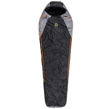 Slumberjack 0°F Sojourn DriDown Sleeping Bag - Long, Mummy, 550 FP