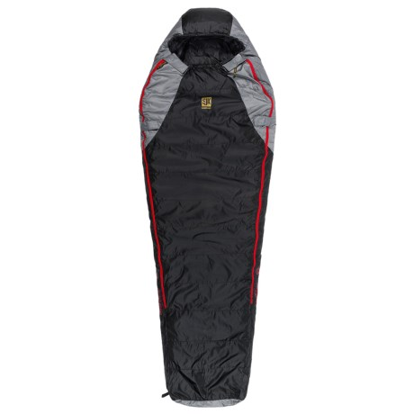 Slumberjack -20°F Sojourn Dridown Sleeping Bag - Long, Mummy, 550 FP