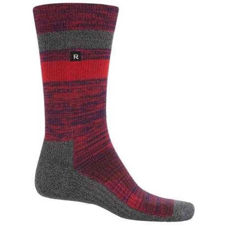 Richer Poorer Ryder Compression Socks - Crew (For Men)