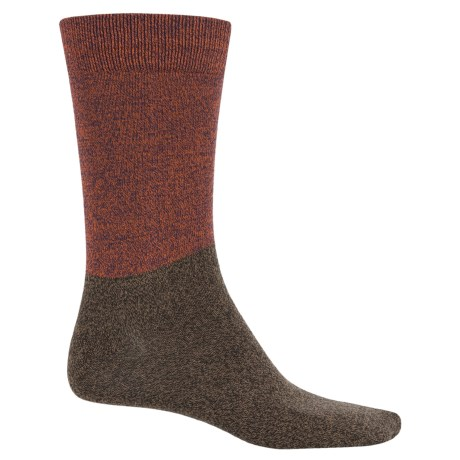 Richer Poorer Troubador Socks - Crew (For Men)