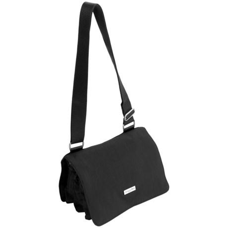 baggallini Clever 3-Zip Crossbody Bag (For Women)