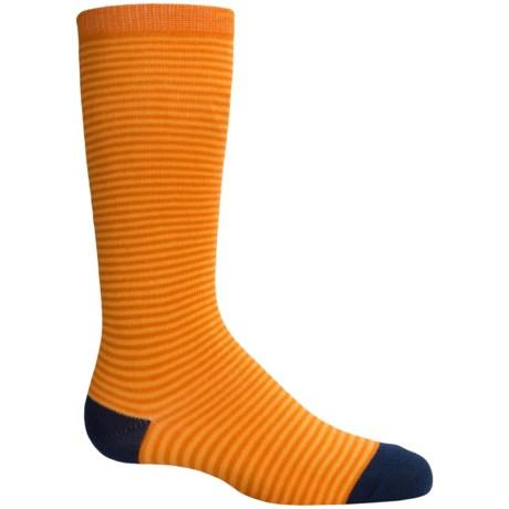 Richer Poorer Line Leader Knee-High Socks - Over the Calf (For Little and Big Girls)