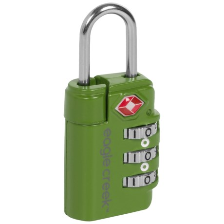 Eagle Creek Travel Safe Combination TSA Lock