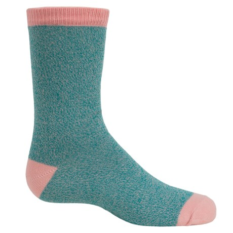 Richer Poorer Pippi Socks - Crew (For Little and Big Girls)