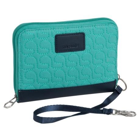 Pacsafe Anti-Theft W150 Wallet - RFID