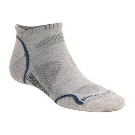 SmartWool PhD Outdoor Light Micro Socks - Merino Wool, Lightweight, Below Ankle (For Men and Women)