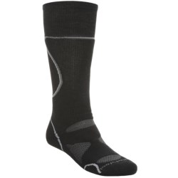 SmartWool PhD Ski Socks - Merino Wool, Medium Cushion (For Men and Women)
