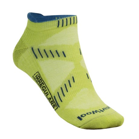 SmartWool PhD Ultralight Micro Running Socks - Merino Wool, Below-the-Ankle (For Women)