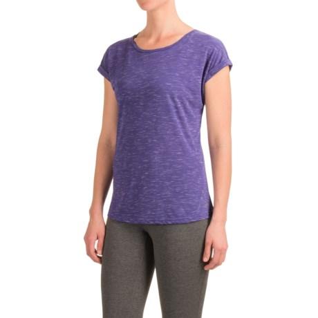 Kyodan Open Back T-Shirt - Short Sleeve (For Women)