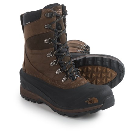 The North Face Chilkat 400 Winter Boots - Waterproof, Insulated (For Men)